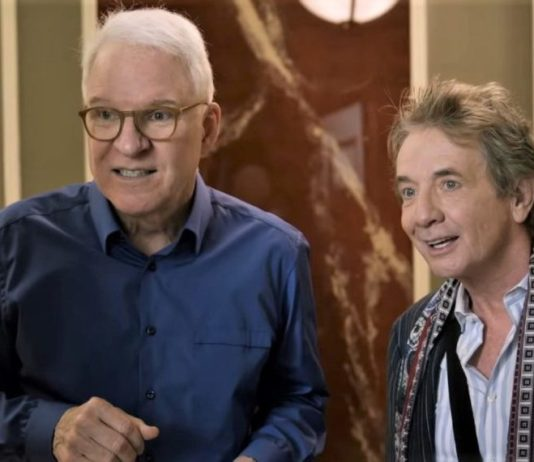 """Steve Martin and Martin Short in """"Only Murders in the Building"""""""